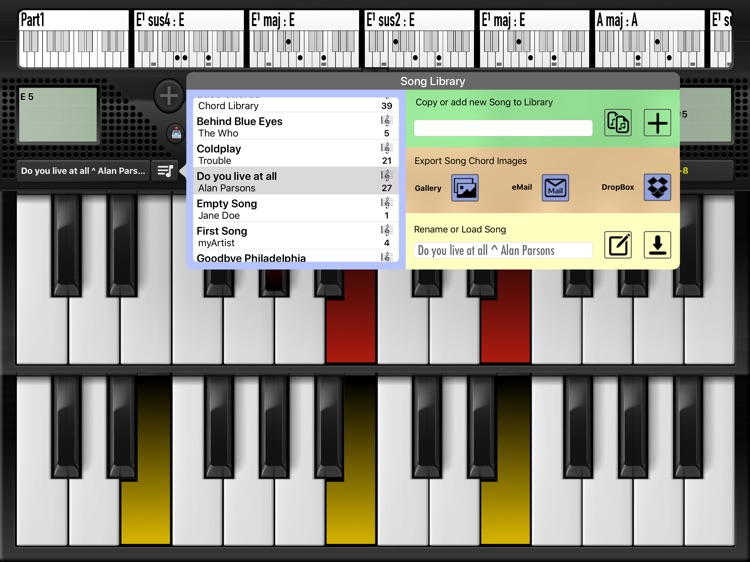 ChordPainter screenshot-3