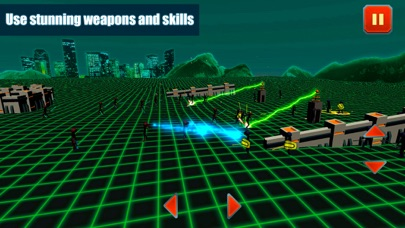 Sticky Man Epic Battle Fighter screenshot three