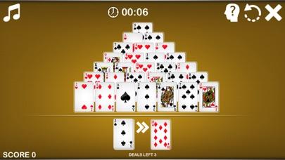 Pyramid Solitaire ® screenshot 5