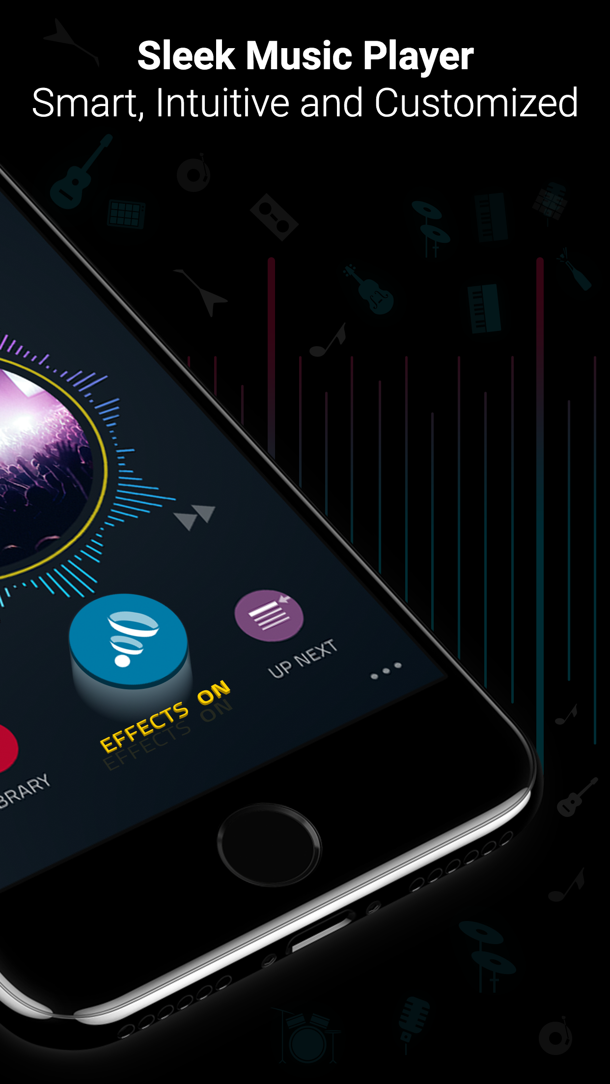 Boom: Music Player & Equalizer Screenshot
