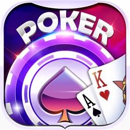 欢乐德州扑克x单机电玩街机游戏