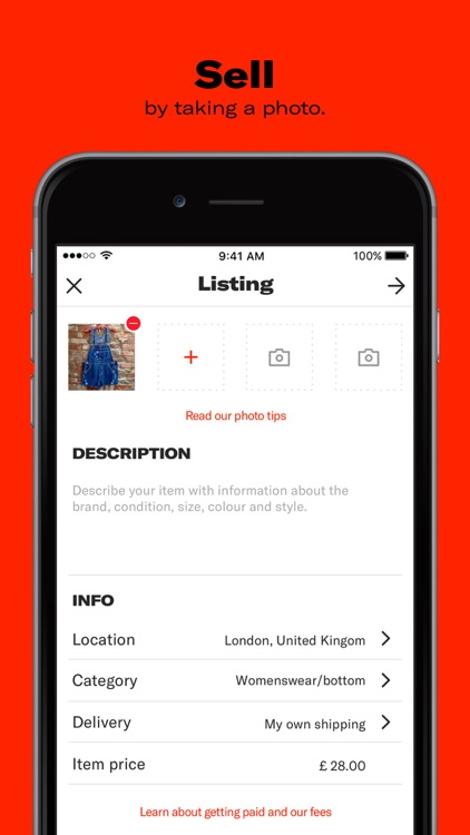 Depop - Buy, Sell, Discover and Share