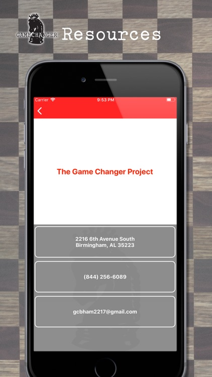 The Game Changer Project screenshot-4