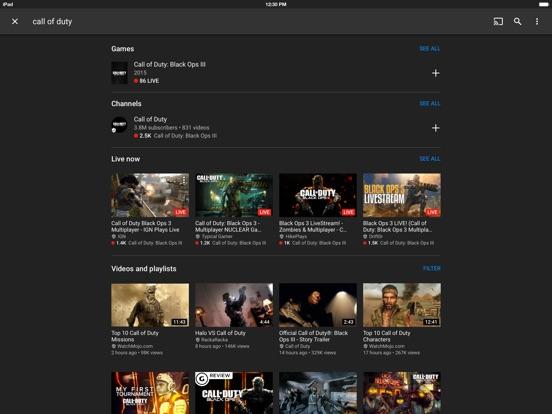 YouTube Gaming-ipad-4