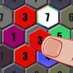 Merge Hexa Blocks & Make 7