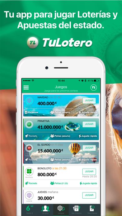 download TL: Loterias y Apuestas Estado apps 1