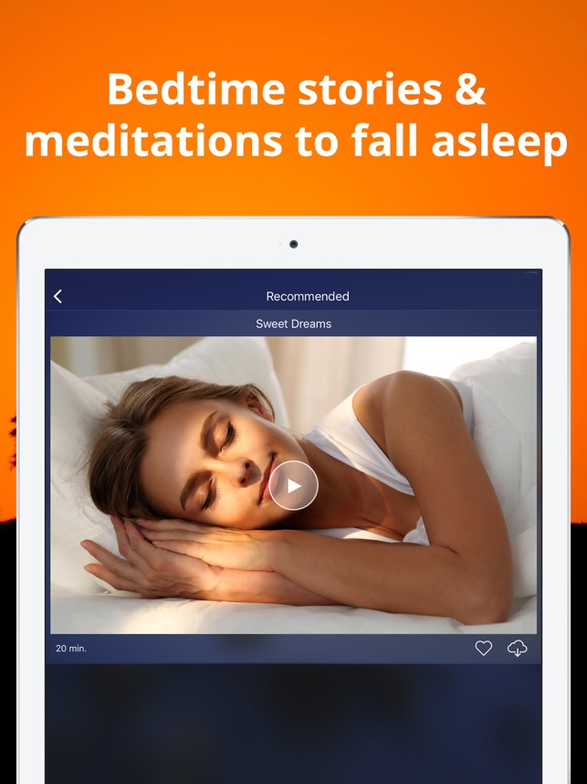 Breethe: Sleep & Meditation Screenshot