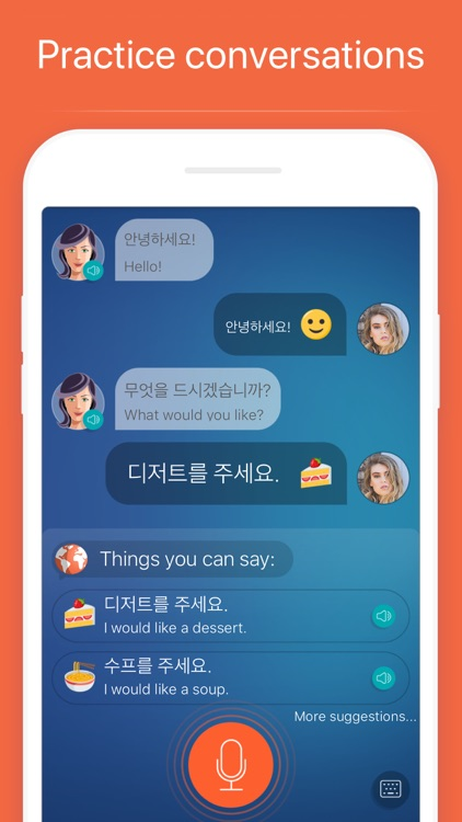 Learn Korean: Language Course screenshot-3