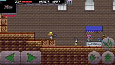 Cally's Caves 4 screenshot #4