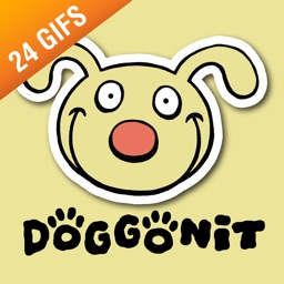 Doggonit iSticker