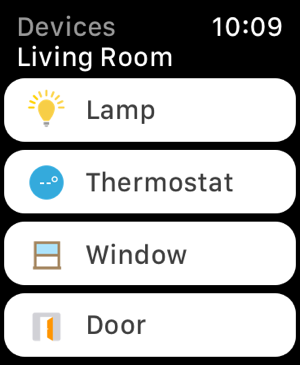 ‎Devices – Control for HomeKit Screenshot