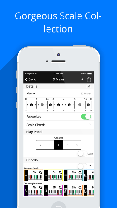 Piano Companion PRO: chords Screenshots