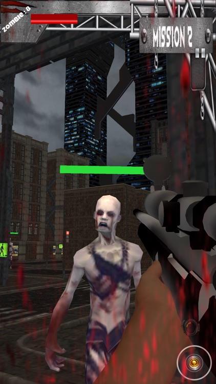 City Sniper Zombie Shooter screenshot-3