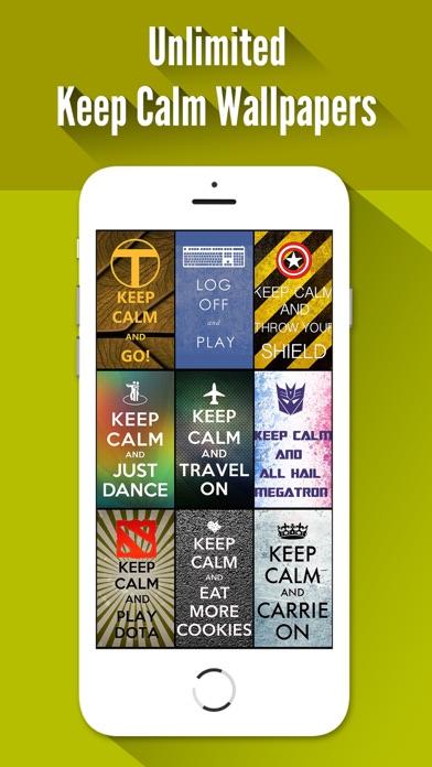 Keep Calm Creatorposter Maker By Amit Chowdhury Ios