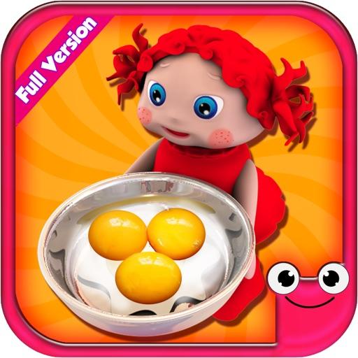 EduKitchen-кухня игры для дете