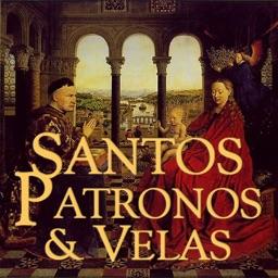 Santos Patronos y Velas