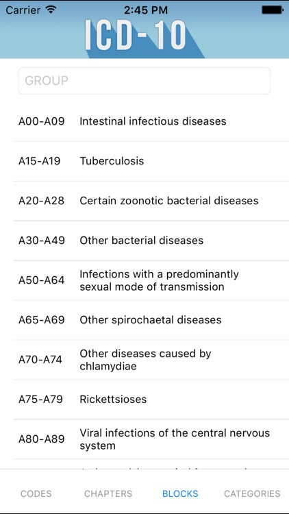 ICD-10: Codes of Diseases screenshot-4