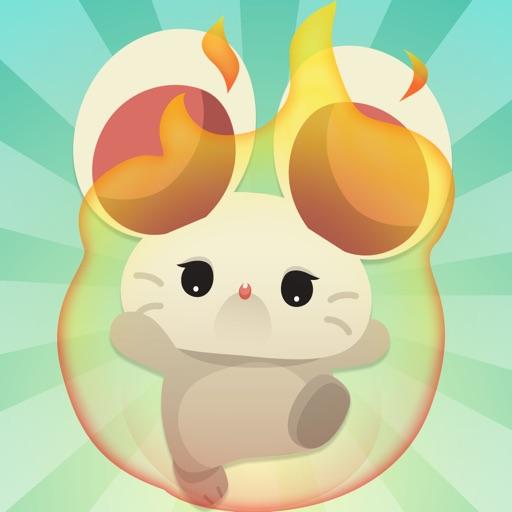 ドタバタラッシュ-にげネズミといじわるネコ-