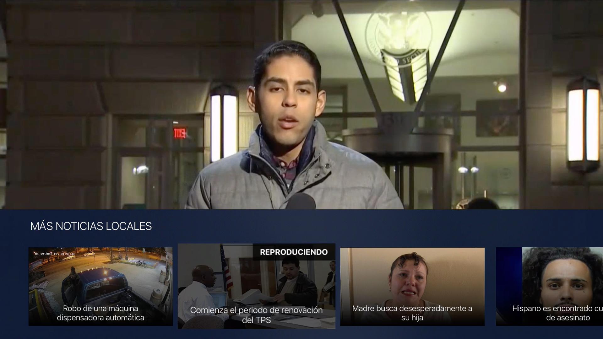 Telemundo 44 screenshot 18