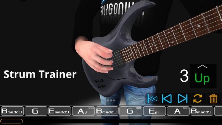 Guitar 3D PRO - Chords, Strums screenshot-3