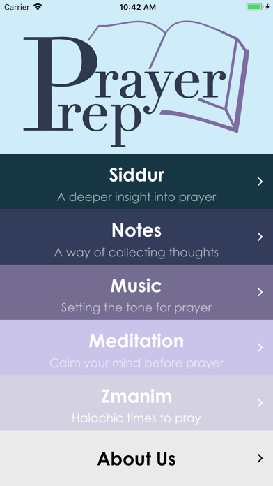 点击获取Prayer Prep