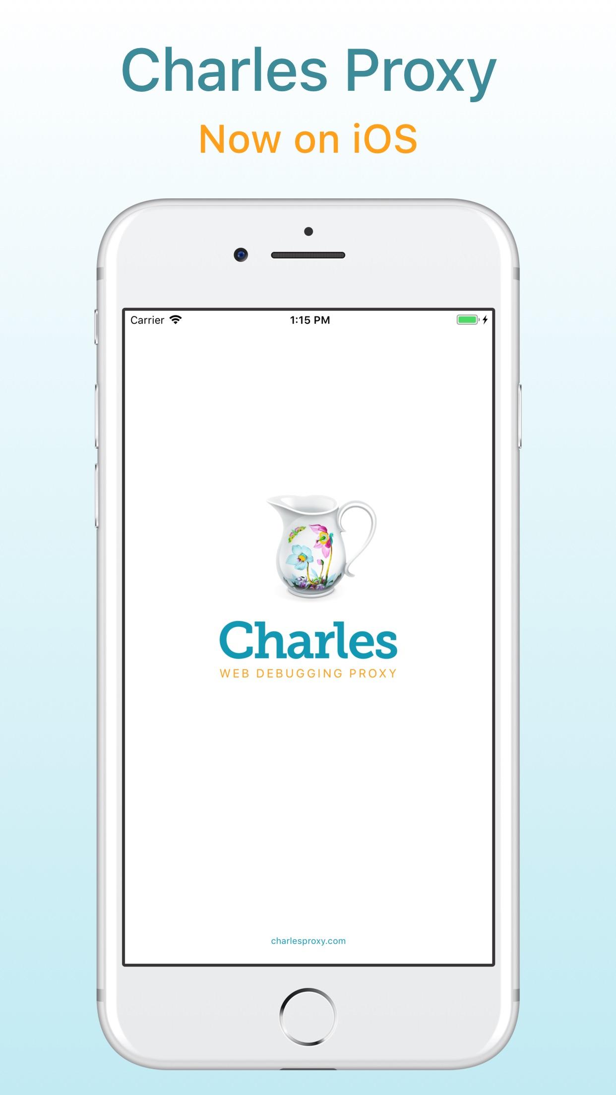 Charles Proxy Screenshot
