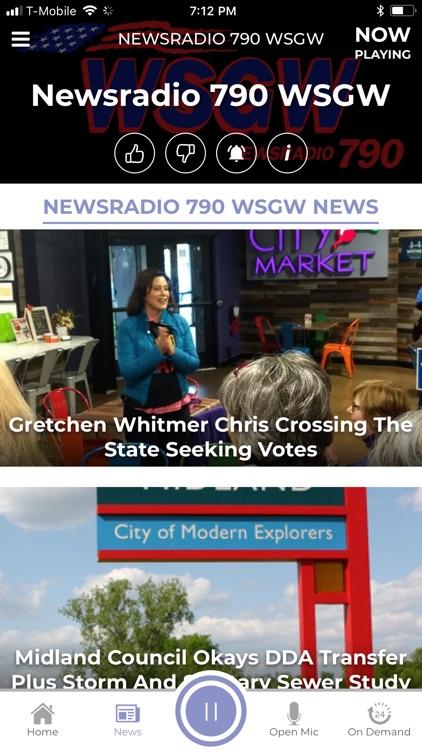 WSGW News Radio 790