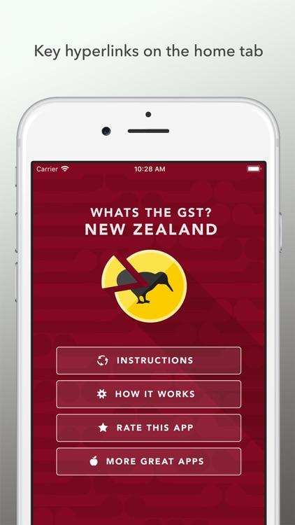 Whats the GST? New Zealand screenshot-3