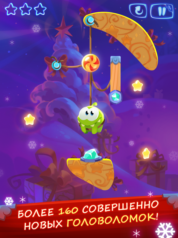 Скачать Cut the Rope: Magic GOLD