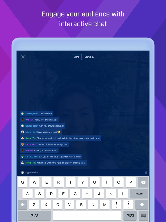 Mixer Create Screenshot