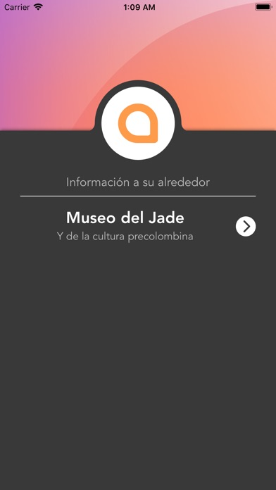 Hola Screenshot on iOS