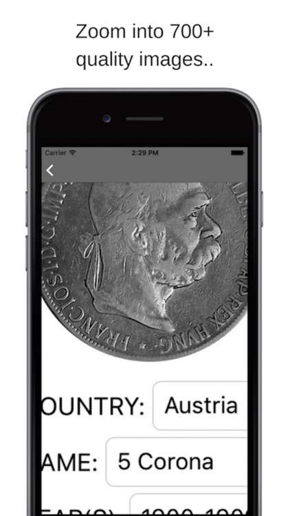 Silver Coin Valuer PRO screenshot-2