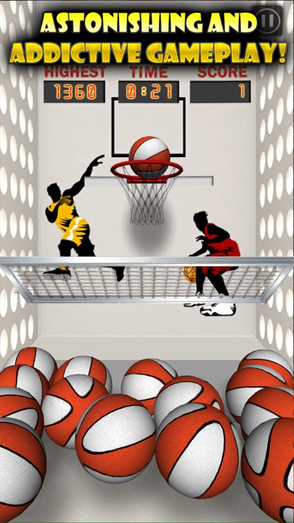 Basketball Arcade Machine screenshot-0