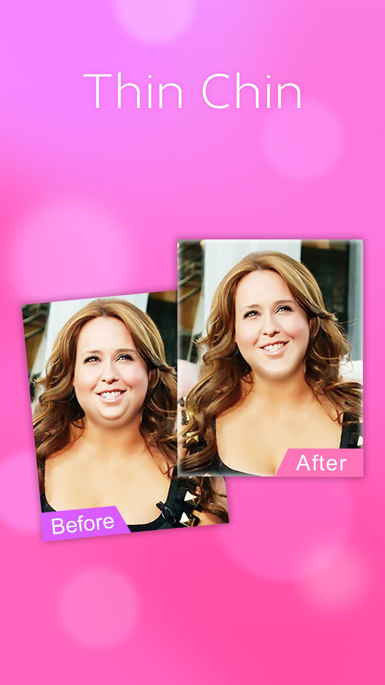 Body Slimming Makeup Editor Screenshot