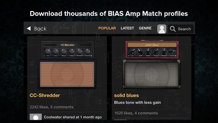 BIAS Amp for iPhone screenshot-4