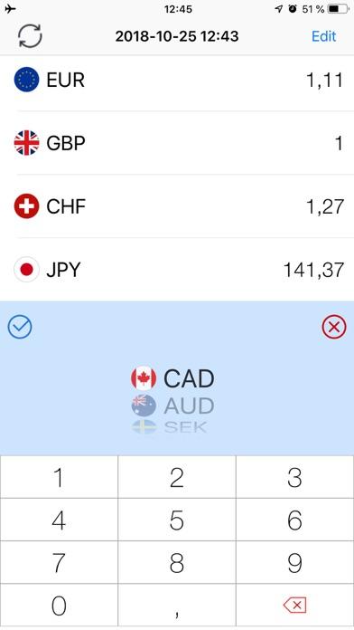 Вкурсе - курсы валютСкриншоты 2
