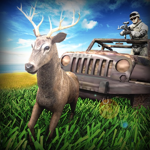 Deer Hunter 2017 Pro: Wild Sniper Shooter Spiel 3D