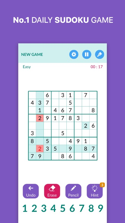 Sudoku Daily screenshot-0