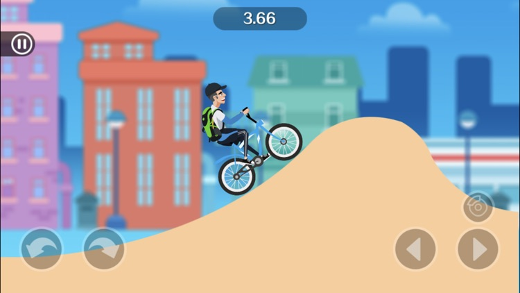 Death Bike - Happy Wheels