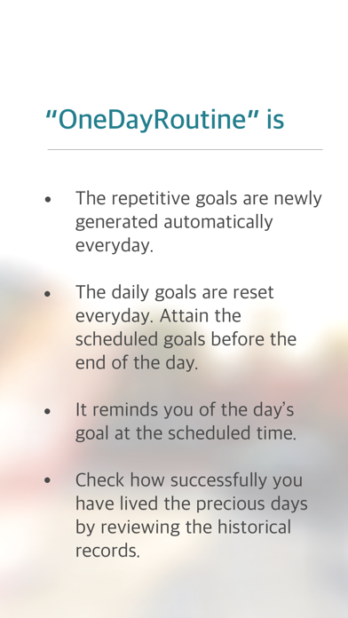 OenDayRoutine - Plan your day screenshot two
