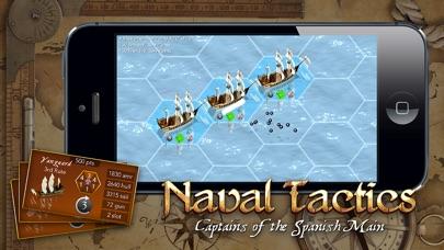 Screenshot #6 for Naval Tactics