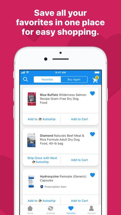 Chewy - Where Pet Lovers Shop screenshot-7