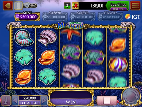 DoubleDown Casino Slots & More iPad