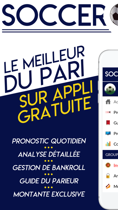 download Soccer Money - Pronostic apps 0