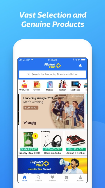 Flipkart - Online Shopping App screenshot-0