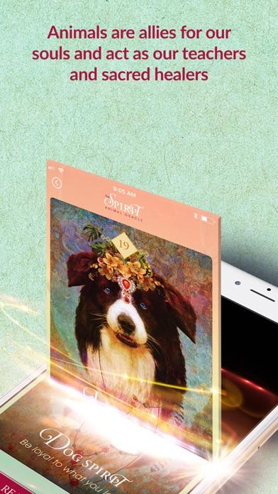 The Spirit Animal Oracle screenshot 4
