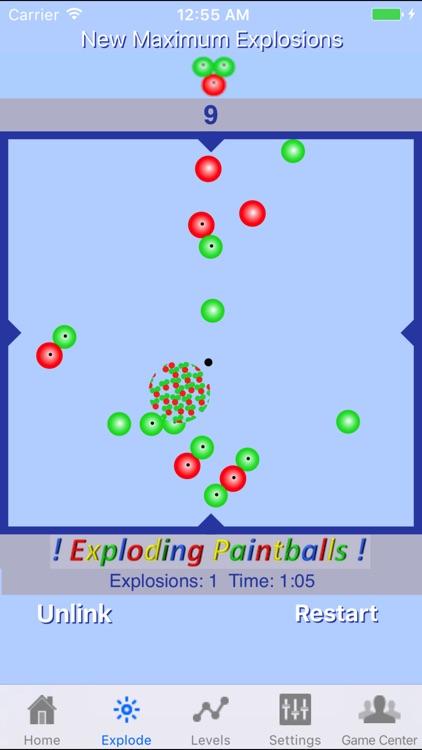 ! Exploding Paintballs ! screenshot-4