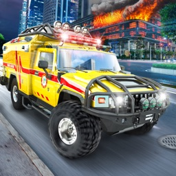 Emergency Driver Sim: City Hero