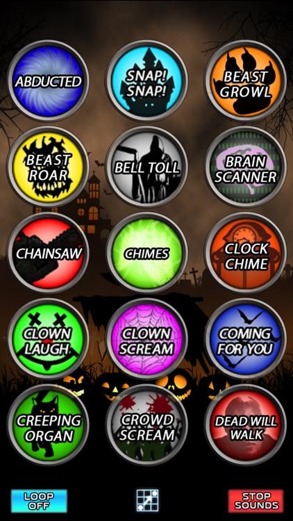Halloween Spooky Sound Box Pro