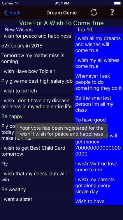 Make A Wish Come True Genie by Clive Tutton Ltd